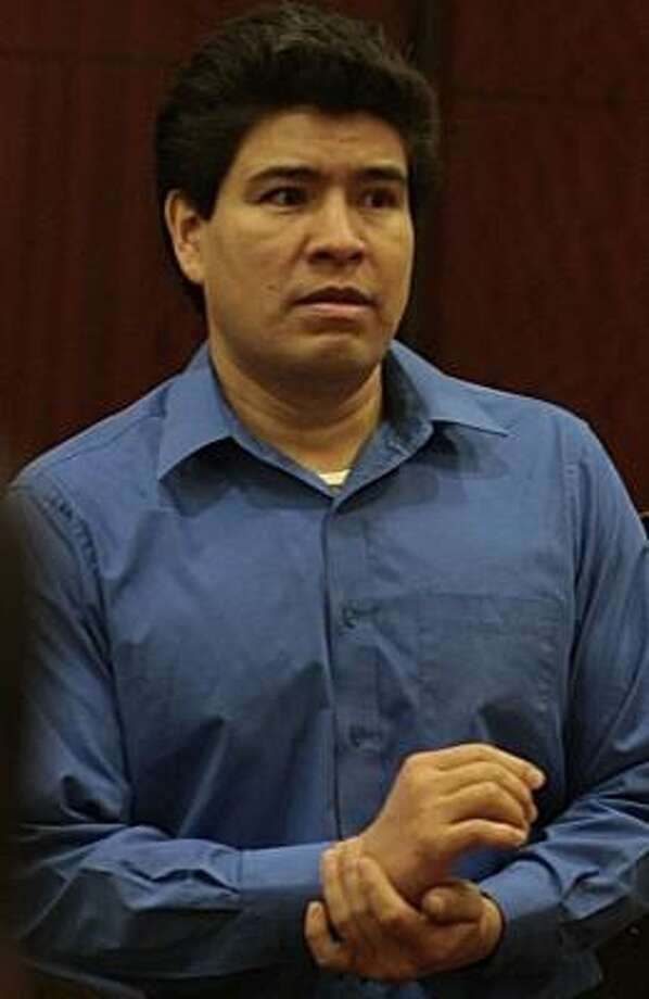 Juan Leonardo Quintero says he knows many people doubt his remorse. Photo: BILLY SMITH II, CHRONICLE FILE