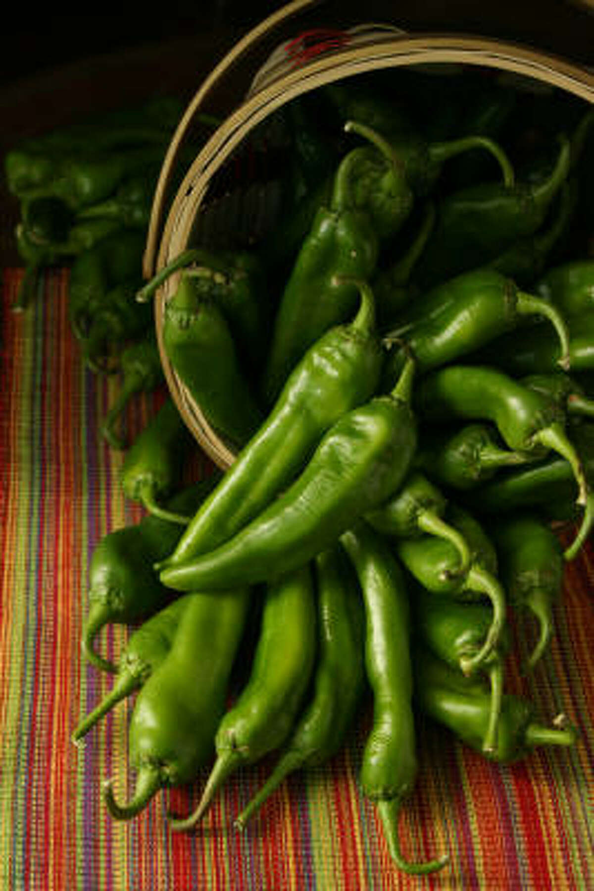 The 2008 crop of Hatch chiles has arrived from New Mexico.