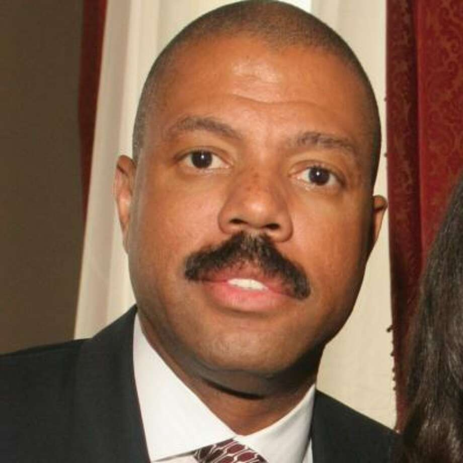 State Rep. Borris Miles, 42, is a Houston Democrat. Photo: GARY FOUNTAIN, FOR THE CHRONICLE