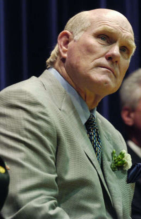 Help...Hope...Healing Luncheon with Terry BradshawWhen: Wednesday, Sept. 3Where: River Oaks Country ClubBenefits: Depression and Bipolar Support Alliance Greater Houston(Terry Bradshaw) Photo: GREG PEARSON, AP
