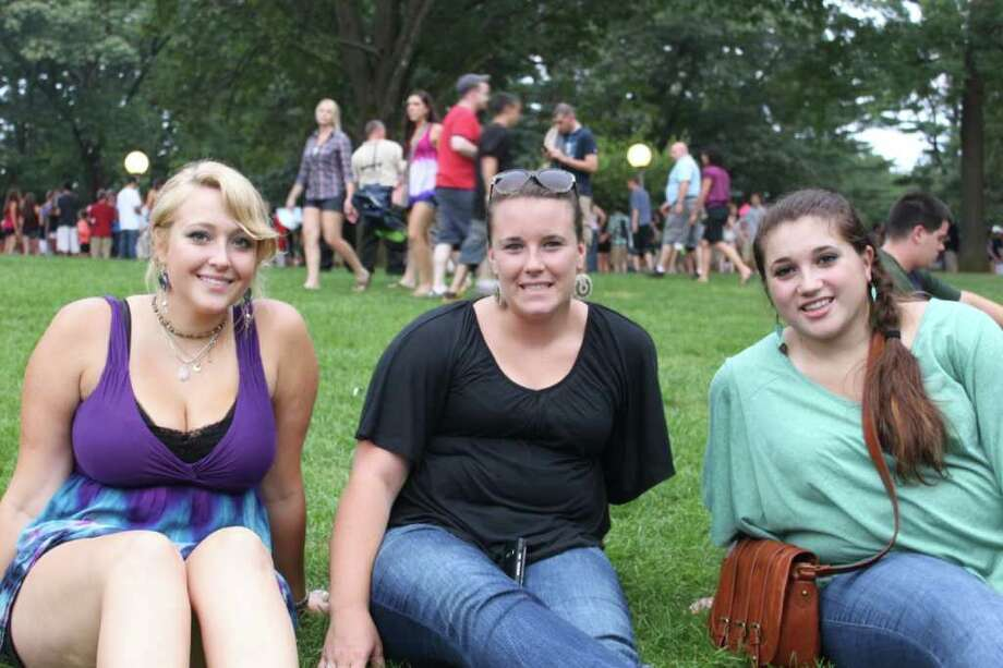 Were you seen at O.A.R. at SPAC? Photo: Molly Eadie
