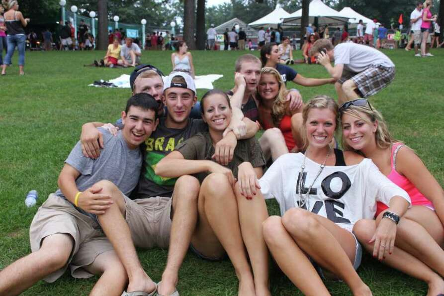 Were you seen at O.A.R. at SPAC?