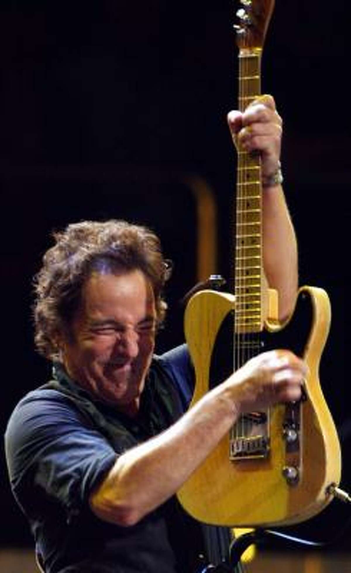 Bruce Springsteen and the E Street Band will perform at Toyota Center.