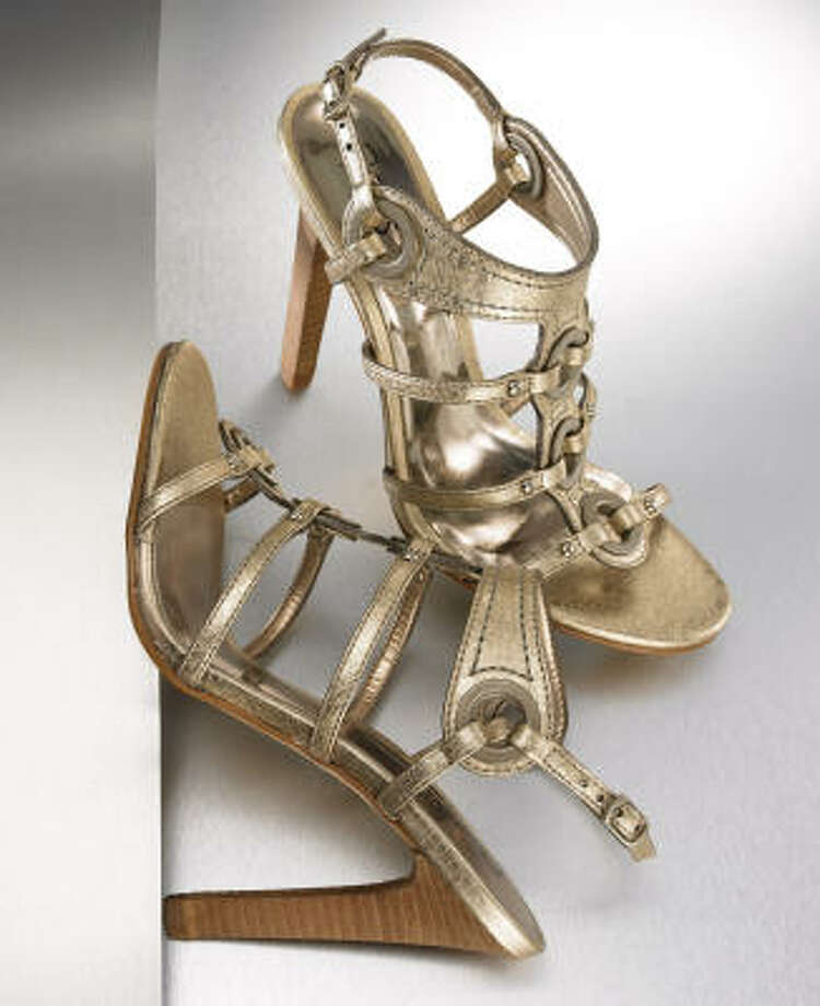 691bb1095493 This strappy sandal is by Carlos by Carlos Santana and available at Macy s.  Photo