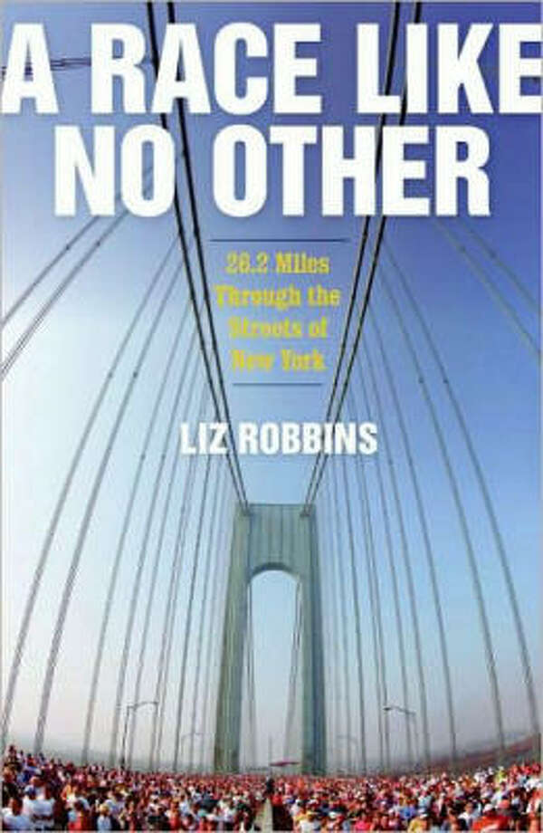 ON THE TRAIL: Sportswriter Liz Robbins has a new book that follows runners of the New York City Marathon. Photo: Courtesy Photo