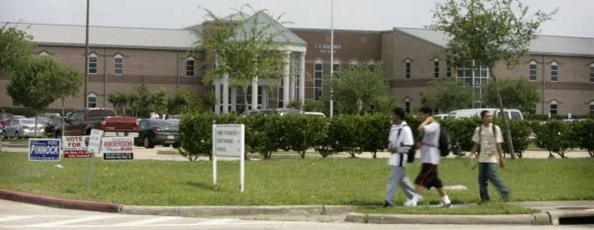 The Hightower High School investigation has been a major topic on the campus over the past few days, students said Friday.