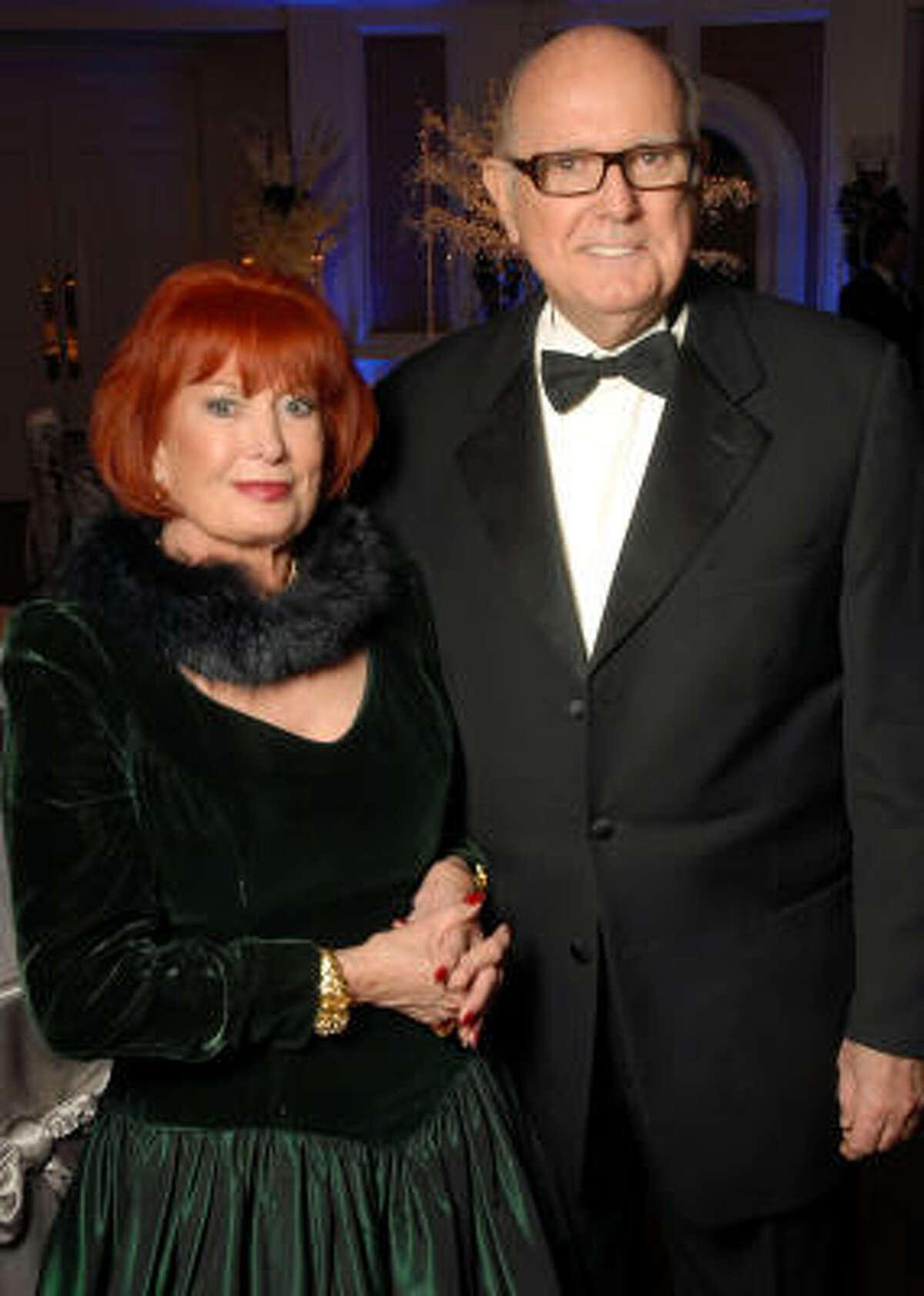 Sylvia and John Sullivan