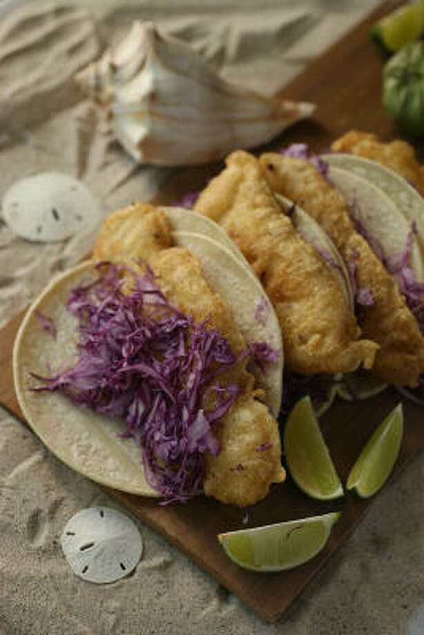Make Your Own Seafood Tacos At Home Houston Chronicle