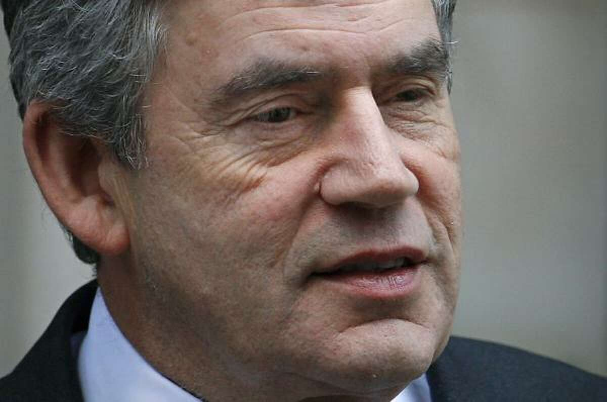 At odds with religious leaders and anti-abortion campaigners, British Prime Minister Gordon Brown advocates stem cell research, saying the country owes it to future generations.