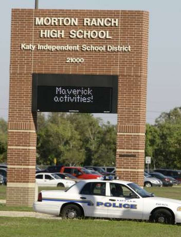 Lawyers for some of the indicted cheerleaders at Morton Ranch High School say the indictments are an overreaction. Photo: BRETT COOMER, CHRONICLE