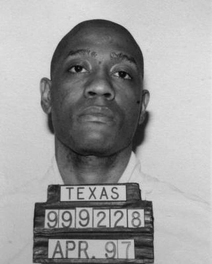 Texas death row inmate Eric Cathey, of Houston, was granted a reprieve from tonight's scheduled execution. Photo: AP