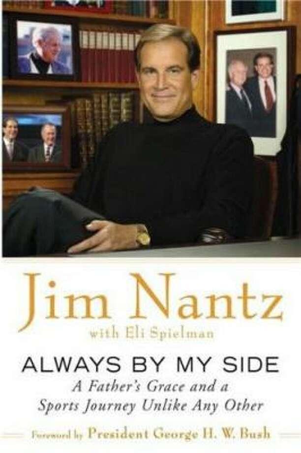 Announcer Jim Nantz wrote a book about his father, Jim Nantz Jr.