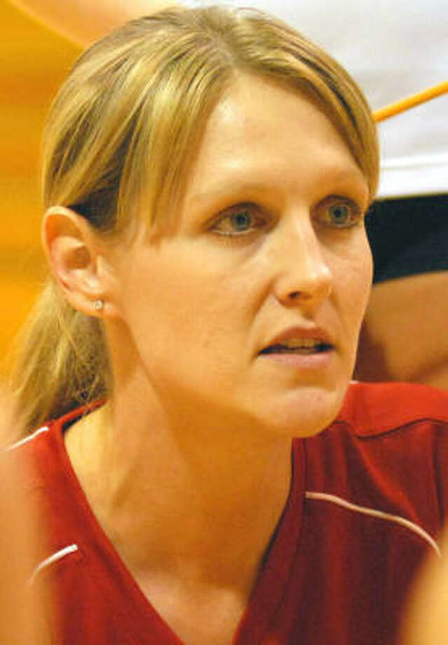 Katy Taylor Turning Heads With New Volleyball Coach