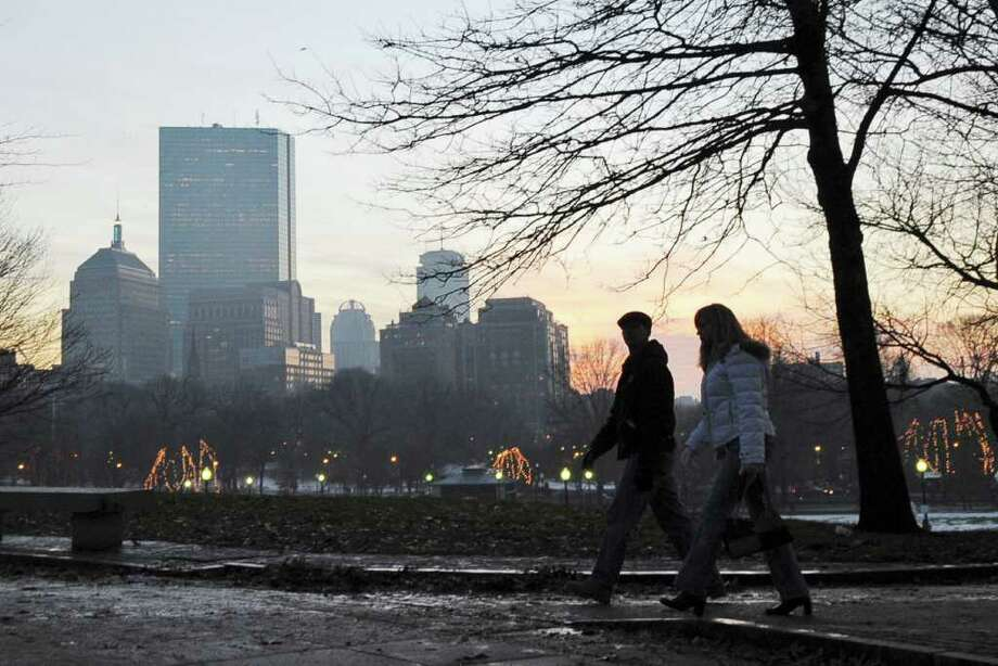 Boston: $250,000 – House: $500,000 to $1 million.See more at Esquire.com. Photo: Lisa Poole, ASSOCIATED PRESS / AP2007
