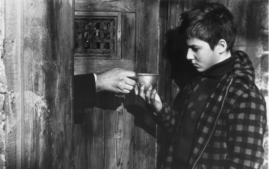 Jean-Pierre Léaud stars in François Truffaut's coming-of-age film The 400 Blows, which will play at two theaters this weekend (July 26-27). Photo: CHRONICLE FILE