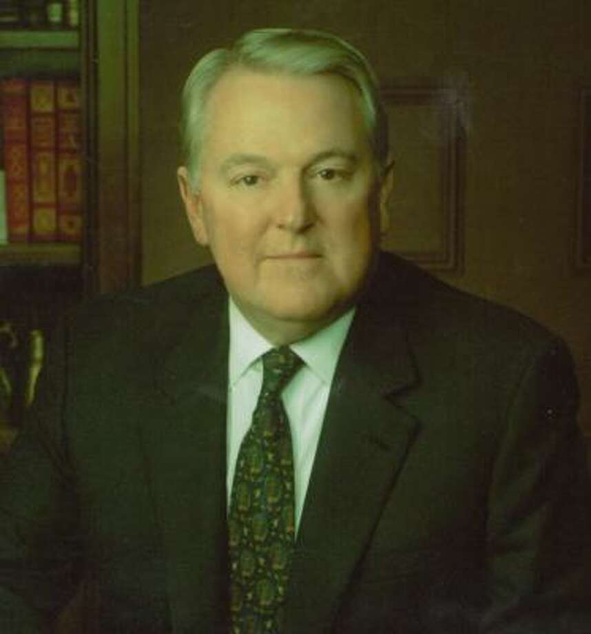 """Ted"" Gaylord also was chairman of the Houston branch of the Federal Reserve Bank of Dallas. Photo: Family Photo"