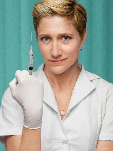 Edie Falco, Nurse Jackie, Showtime On a series with great potential th