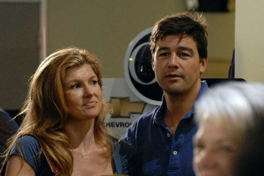 Kyle Chandler, Connie Britton, Friday Night Lights, NBC Still one of the best portrayals of marriage on television (the series is airing on DirecTV now and will return to NBC in the summer). That's the glue in these performances, and yet both shine in their respective roles apart from each other. Photo: NBC