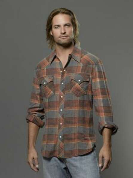 Josh Holloway, Lost, ABC Ensemble series -- especially ones as enormou