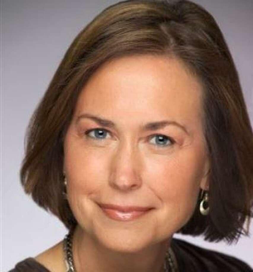 Author Anna Rubino.