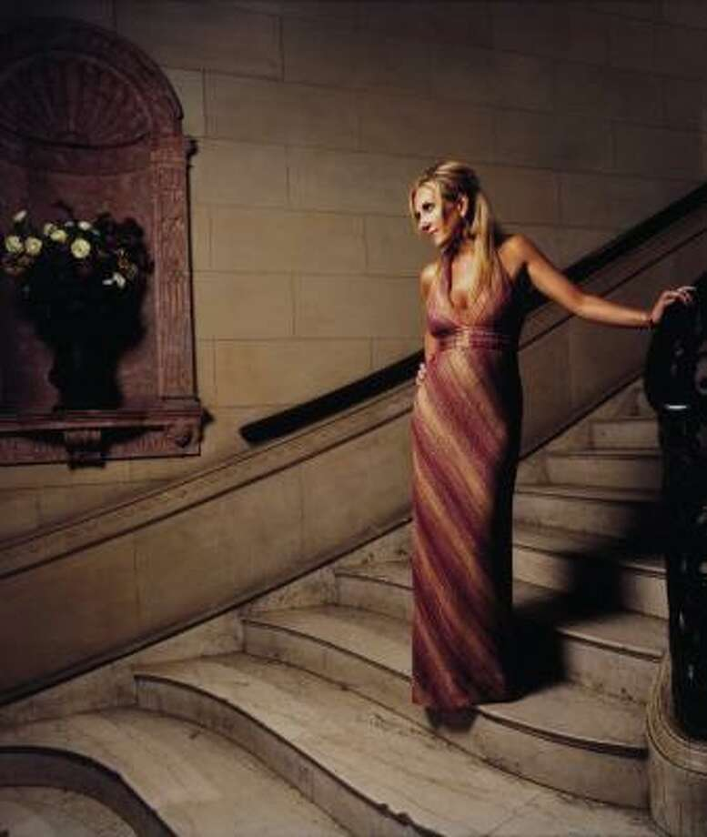 """Womack says she put """"a lot of pressure"""" on herself to follow up 2005's album with another winner. Photo: DANNY CLINCH"""