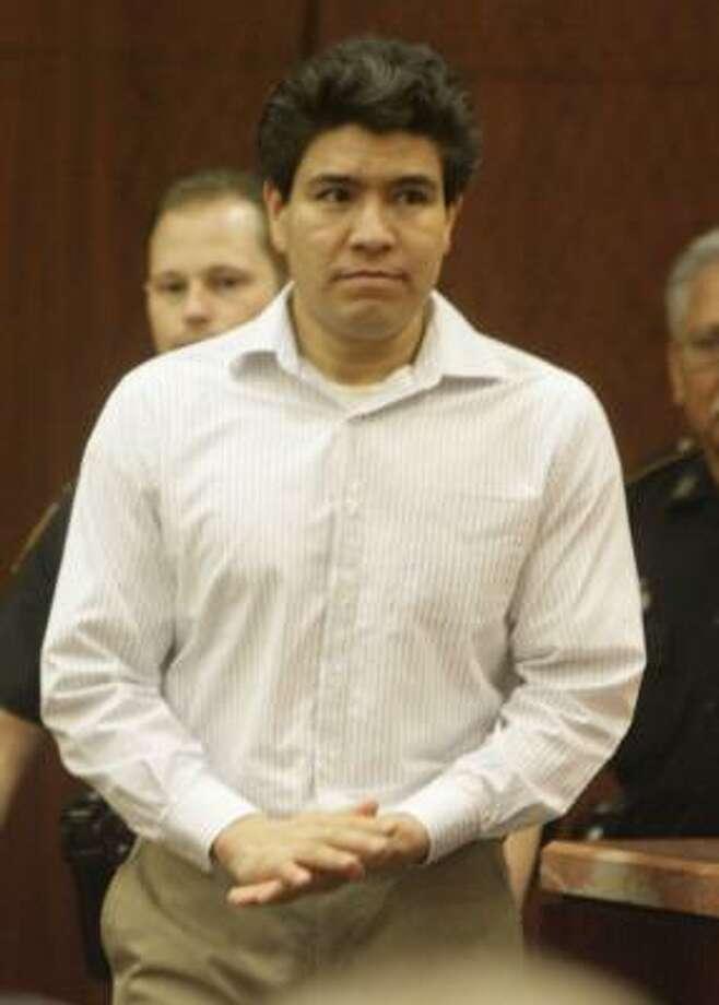 Juan Leonardo Quintero cooperated with authorities, his attorney said. Photo: JULIO CORTEZ, CHRONICLE