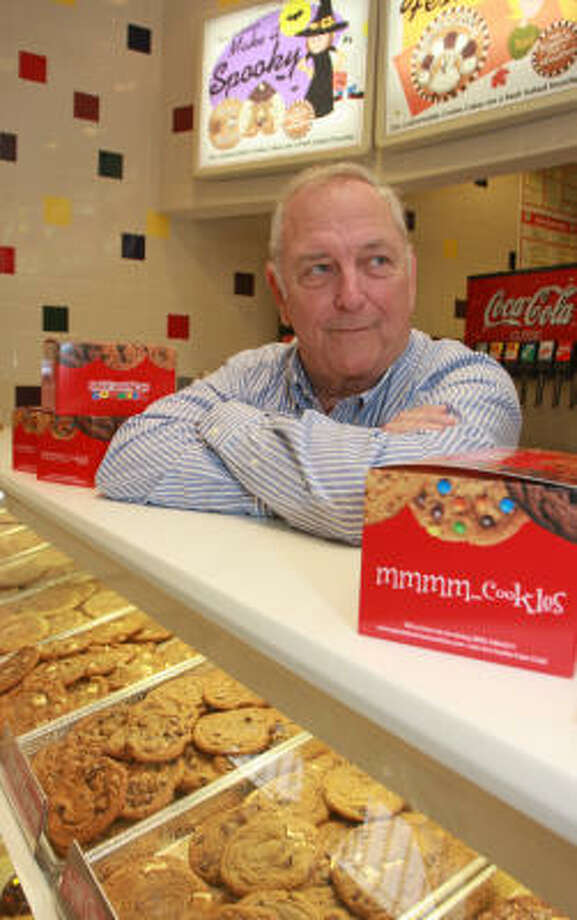 Doc Cohen, a Tomball franchisee, wants $1.5 million to add three stores. Photo: Gary Fountain, For The Chronicle
