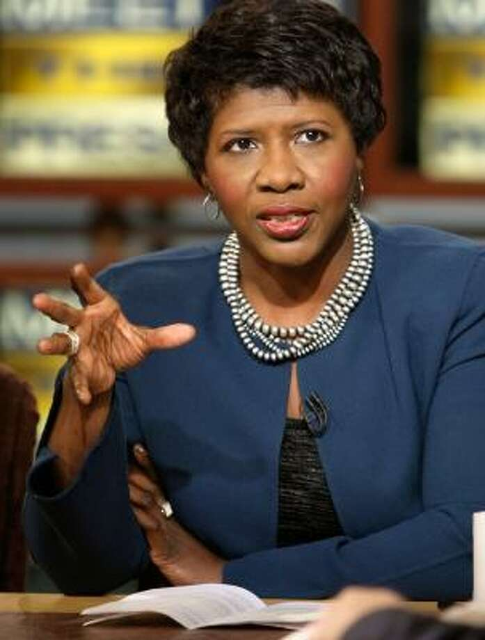 Gwen Ifill of PBS says she will be objective in the vice-presidential debate. Photo: ALEX WONG, GETTY IMAGES
