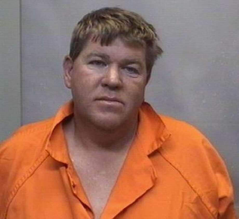 Here's the photo from John Daly's arrest. Police said he was uncooperative with officers. Photo: AP