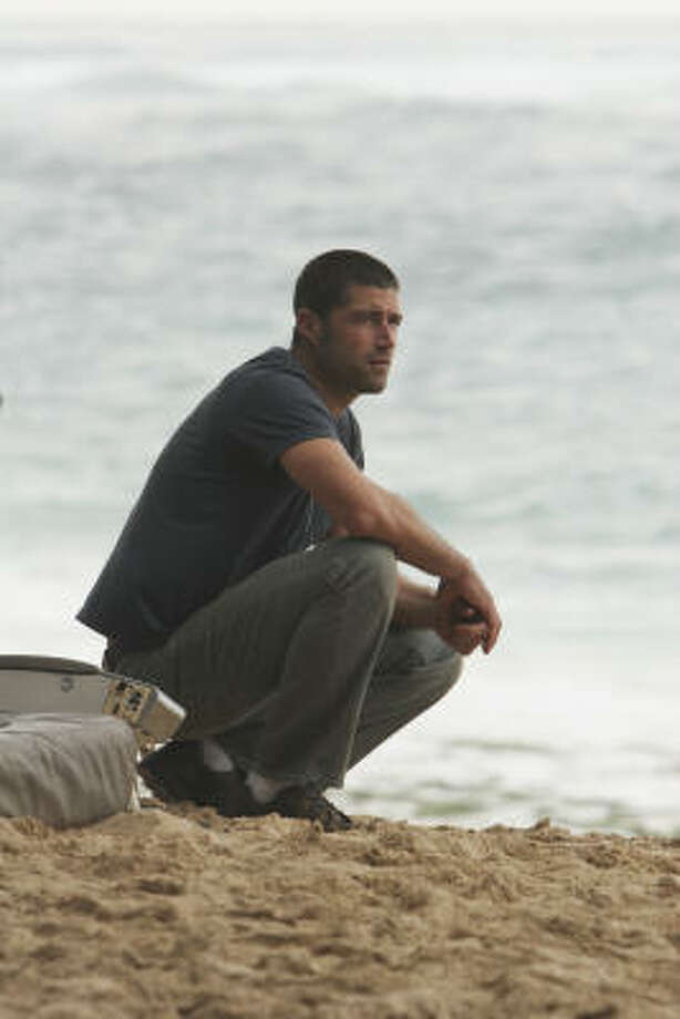 JACK SHEPHARD (Matthew Fox): Doctor, man of science and Oceanic 815 survivor with a nagging Christ complex. One of six 815 survivors to get off the island, though it haunts him. Photo: Mario Perez, ABC