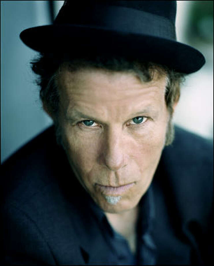 It's been 28 years since Tom Waits last performed in Houston. He's back for a Sunday night show at Jones Hall which has already shold out. Photo: HO, Market Wire