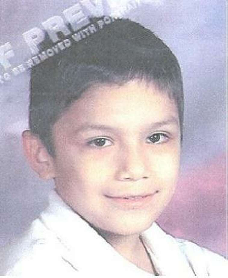 The search for Cesar Guerra, 7, was called off this morning after he showed up for school safely. Photo: Houston Police Department
