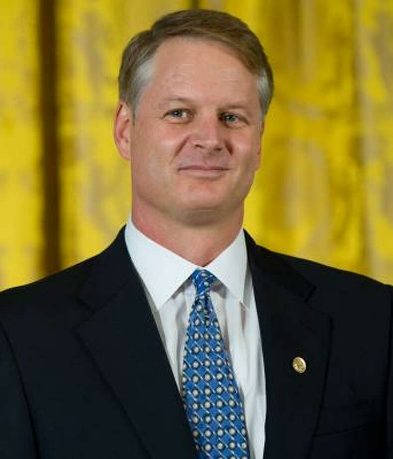 John Donahoe, president and CEO of online auction website eBay. Photo: SAUL LOEB, AFP/Getty Images