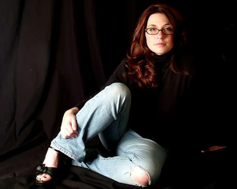 Houston singer-songwriter Carrie Ann Buchanan. Photo: Amy Oyler, Legacy Photo And Design