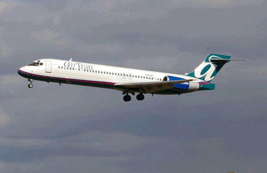 Air Tran Airways. Photo: King Features