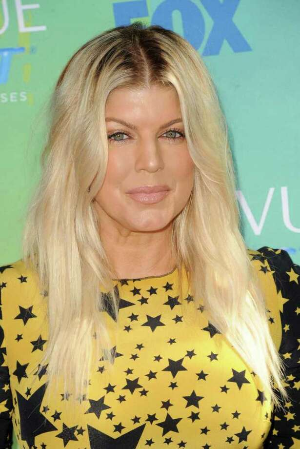 UNIVERSAL CITY, CA - AUGUST 07:  Singer Fergie arrives at the 2011 Teen Choice Awards held at the Gibson Amphitheatre on August 7, 2011 in Universal City, California. Photo: Jason Merritt, Getty Images / 2011 Getty Images