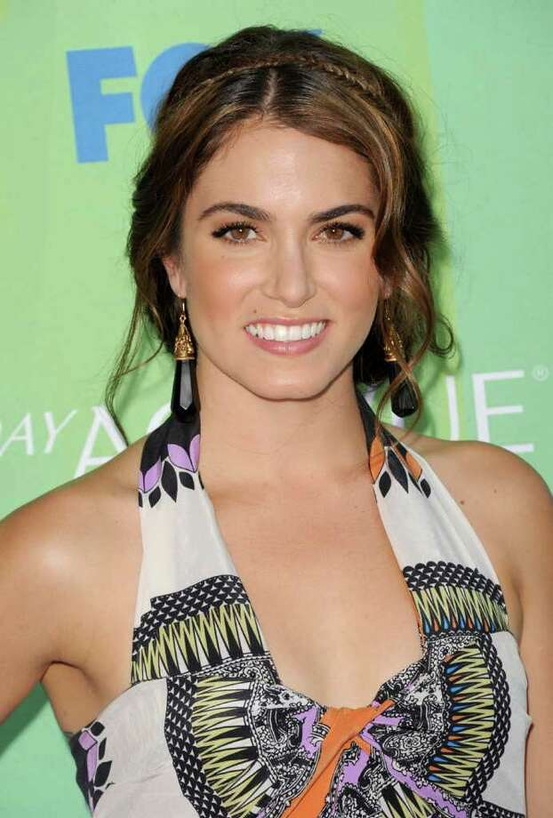 UNIVERSAL CITY, CA - AUGUST 07:  Actress Nikki Reed arrives at the 2011 Teen Choice Awards held at the Gibson Amphitheatre on August 7, 2011 in Universal City, California. Photo: Jason Merritt, Getty Images / 2011 Getty Images