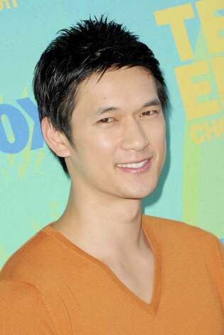 Actor Harry Shum, Jr. arrives at the 2011 Teen Choice Awards held at the Gibson Amphitheatre in Universal City, California. Photo: Jason Merritt, Getty Images / 2011 Getty Images