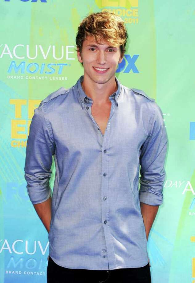UNIVERSAL CITY, CA - AUGUST 07:  Actor Benjamin Stone arrives at the 2011 Teen Choice Awards held at the Gibson Amphitheatre on August 7, 2011 in Universal City, California. Photo: Jason Merritt, Getty Images / 2011 Getty Images