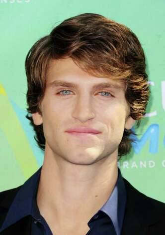 Actor Keegan Allen arrives at the 2011 Teen Choice Awards held at the Gibson Amphitheatre in Universal City, California. Photo: Jason Merritt, Getty Images / 2011 Getty Images