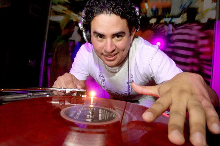 Meyer dice que tomó el nombre de Funky Star por su gusto por el funk. Photo: Bill Olive, PARA LA VIBRA