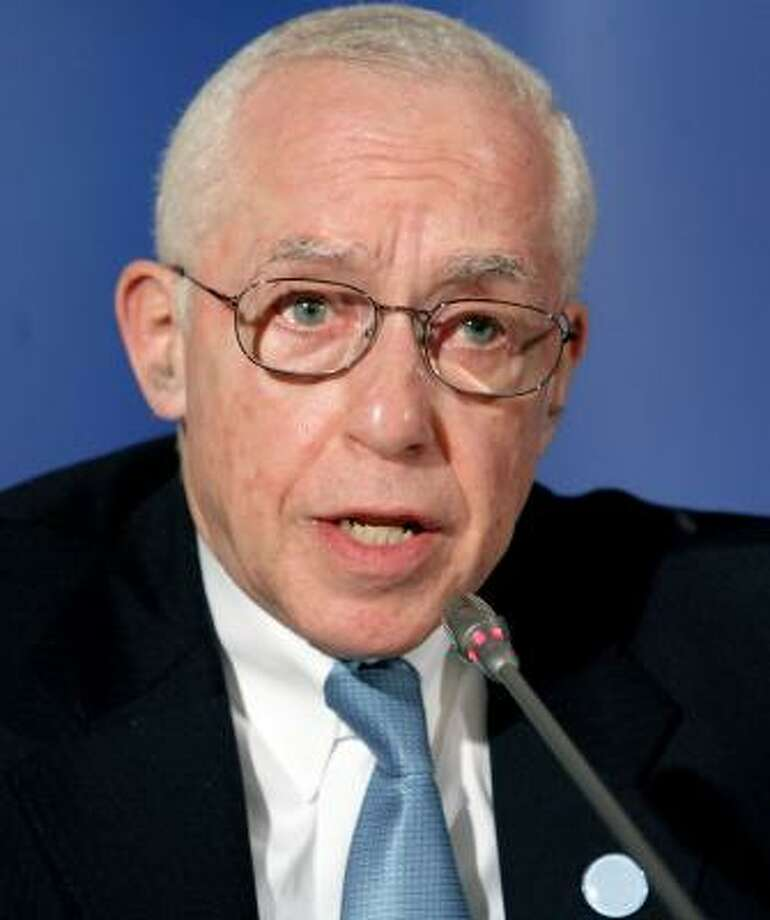 Attorney General of United States Michael Mukasey Photo: -, AFP/Getty Images