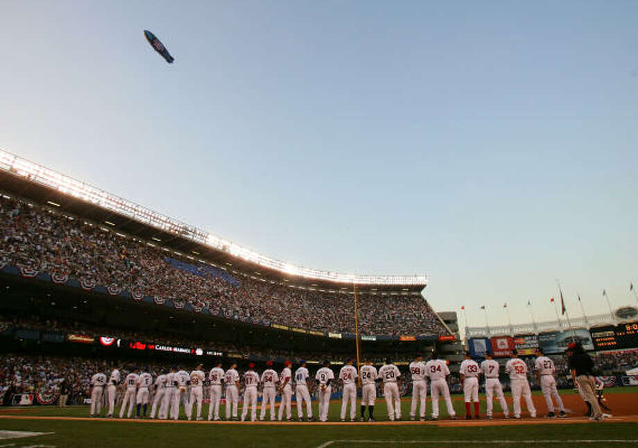 The atmosphere at Yankee Stadium for Tuesday night's MLB All-Star Game was special, Richard Justice writes. Photo: Jim McIsaac, Getty Images