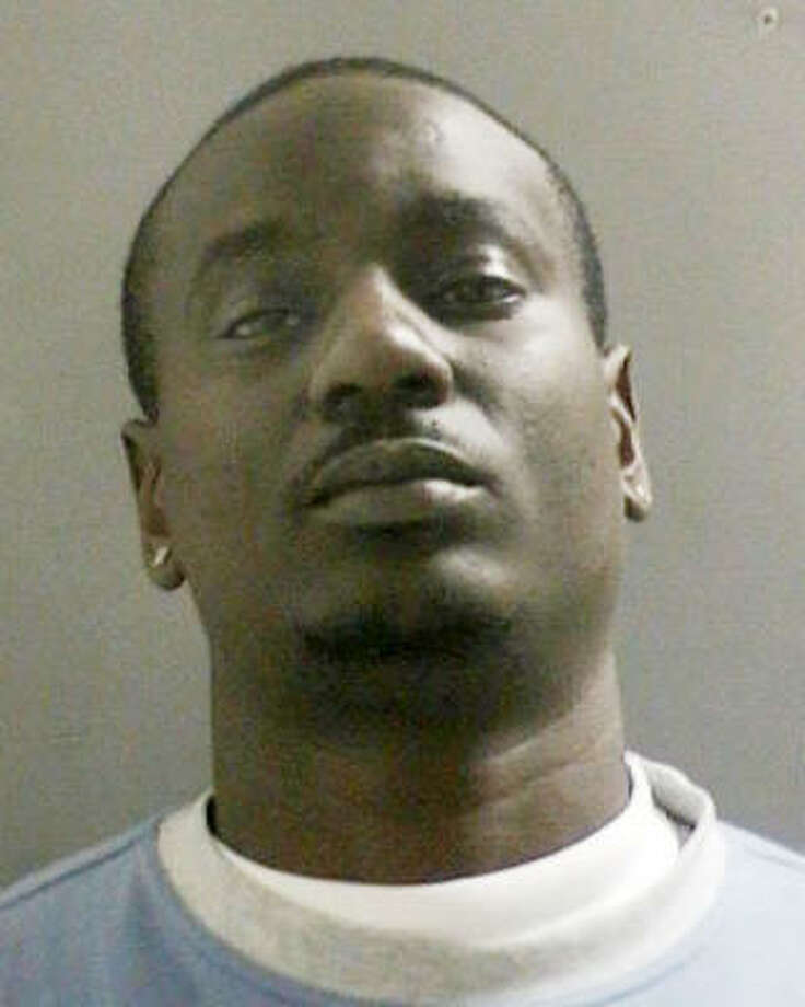 Deputies tracked down Alston Malone, 28, using a license plate number on a car witnesses saw leaving a shopping center shortly after gunshots. Photo: Harris County Sheriff's Office