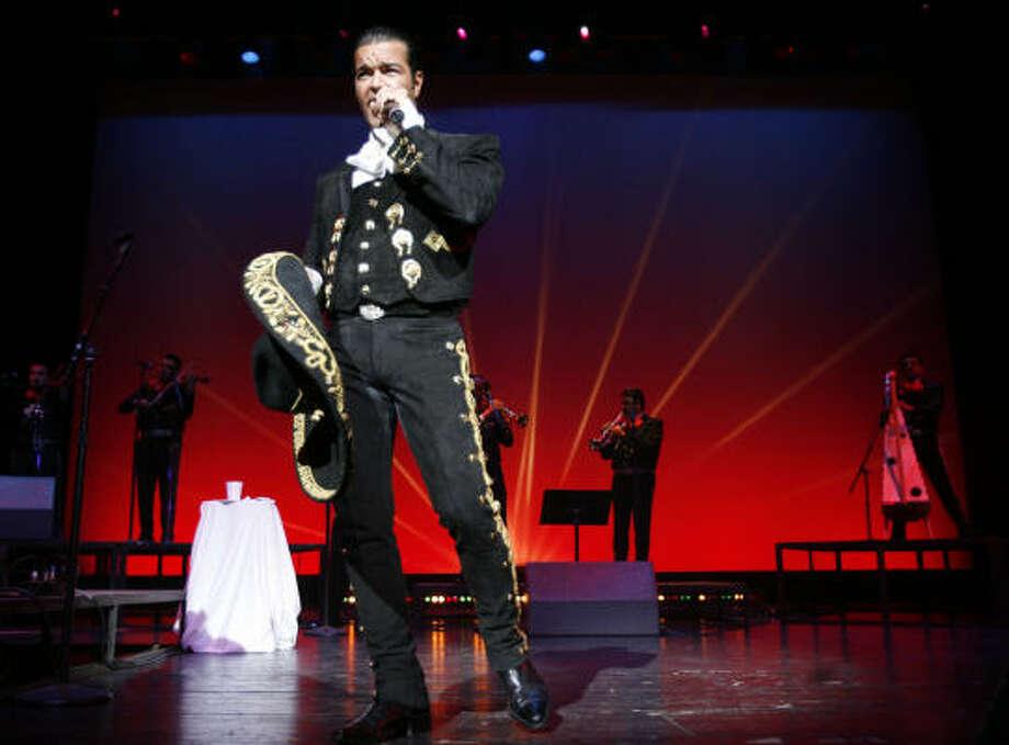 El cantante Pablo Montero se presentará el 15 de septiembre en el Miller Outdoor Theatre. Photo: Nathan Lindstrom, Para La Vibra