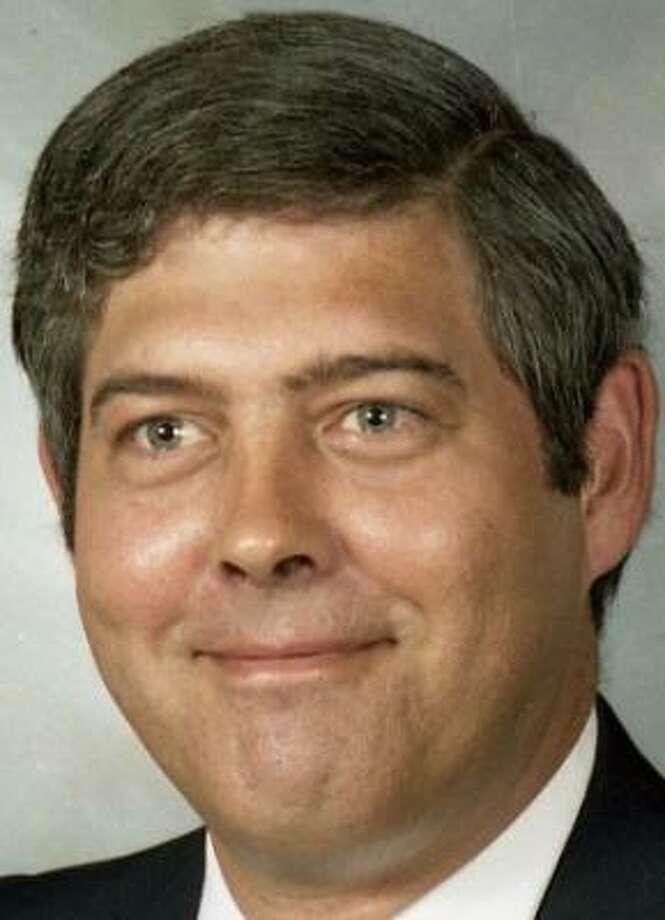 Danny Moorman, former Houston Police Dept. homicide detective Photo: HPD Photo