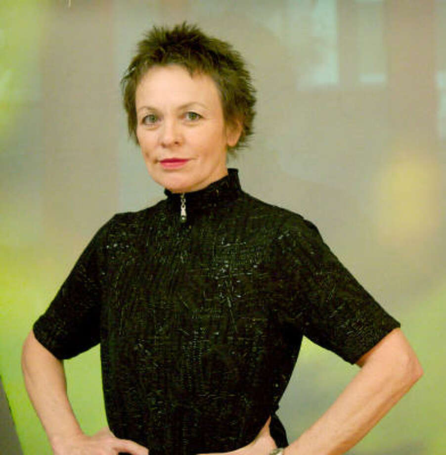 Laurie Anderson Photo: Laurie Anderson