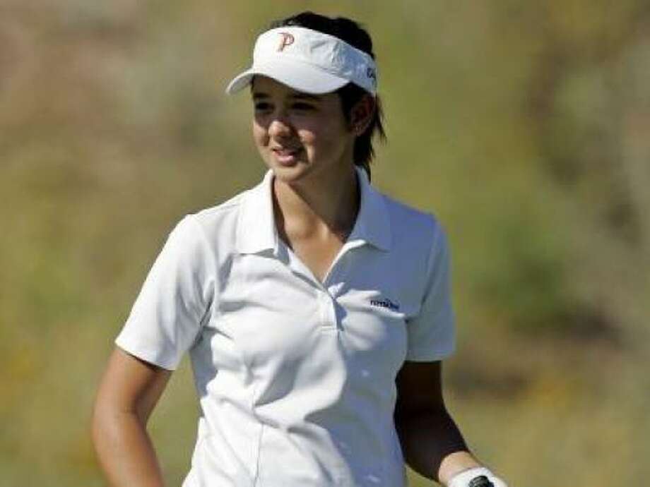 Lisa McCloskey says some hot play at Stanford let her know good things were coming at Las Vegas (above). Photo: Wong/Traub, Golfweek