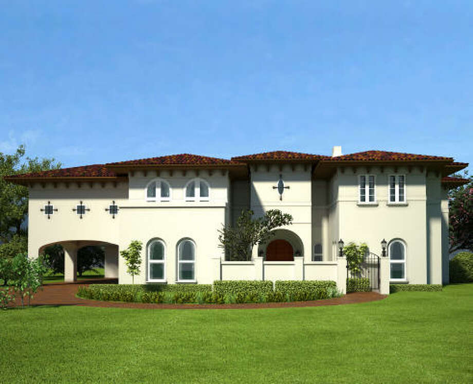 The fifth annual Bellaire Fall New Home Showcase will be held 11 a.m.-6 p.m on November 15-16 and 22-23. Photo: Legion Builders