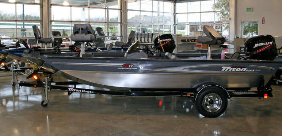 Picking the right boat for your boating needs is more than pretty colors and sleek lines. Photo: Tom Behrens, For The Chronicle